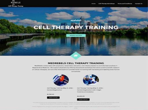 CELL THERAPY TRAINING